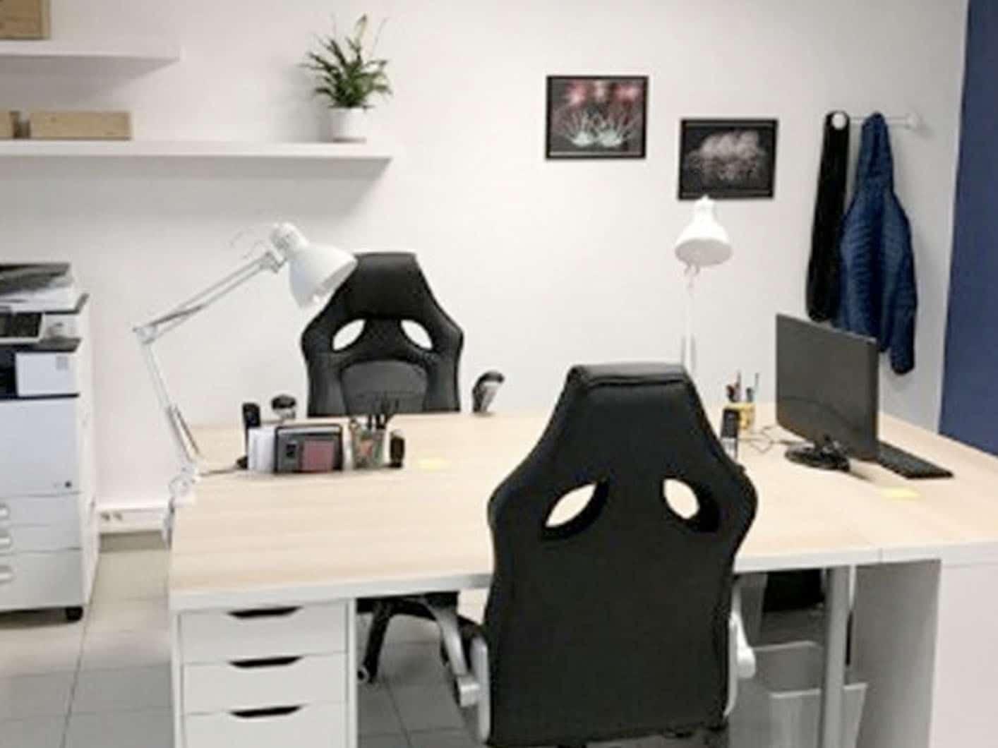 Dépôts et bureaux